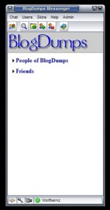 BlogDumps Instant Messenger